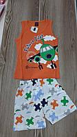 """Детский костюм для мальчика """"Самолет"""" размер 4-6 лет, цвет уточняйте при заказе, фото 1"""