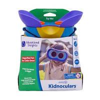 """Educational Insights. Развивающая игрушка EDUCATIONAL INSIGHTS серии """"Геосафари"""" - БИНОКЛЬ (EI-5260)"""