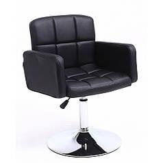 Барний стілець хокер Bonro B-869-1 black