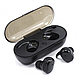 Беспроводные Bluetooth наушники TWS4 Wireless Sport BLACK, фото 2