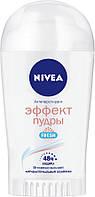 """Дезодорант-стік жіночий Nivea """"Ефект пудри. Fresh"""" (40мл.)"""