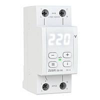 Реле контроля напряжения ZUBR ZUBR 50А D2-50