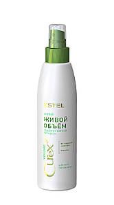 """Спрей """"Живой объем"""" для всех типов волос СUREX COLOR INTENSE Estel professional 200 мл"""