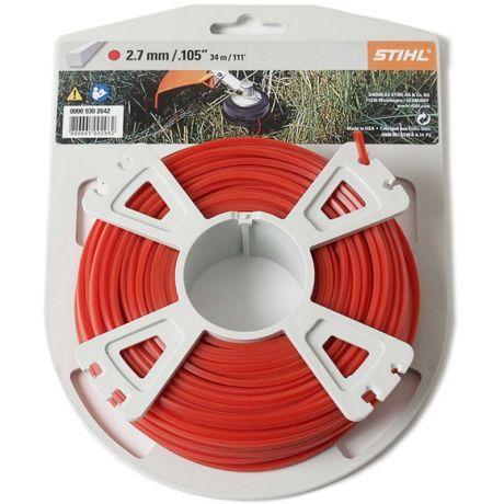 Косильная струна Stihl 2,7 мм х 32 м круглая (00009302342)