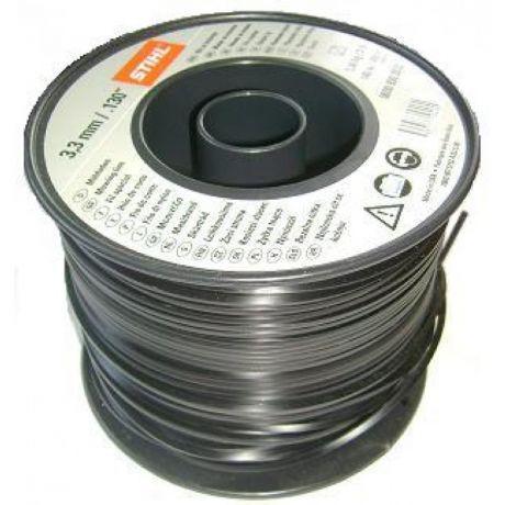 Косильная струна Stihl 3,3 мм x 228 м квадратная (00009302623)