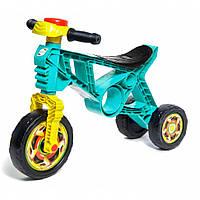 Детский Мотоцикл Беговел Орион 171T Бирюза