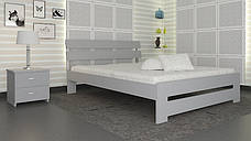 Двоспальне ліжко Берест Вікторія Люкс 160х190 (BR75), фото 3