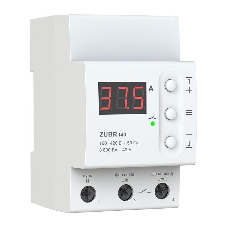 Реле струму ZUBR I40