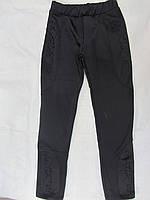 Лосины трикотажные с начесом на девочку, 134-152 рост, 140\120