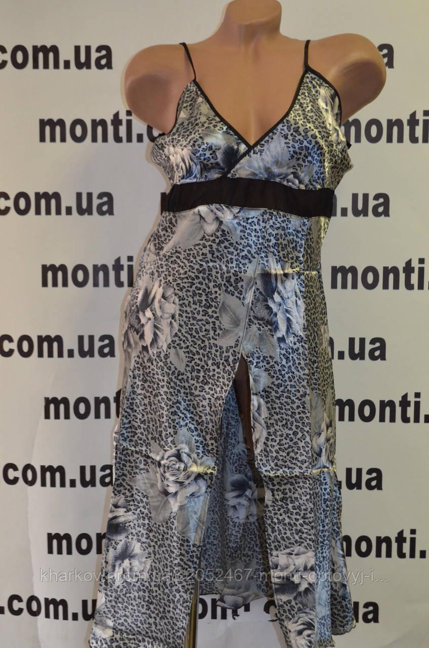Пеньюар леопардовий