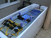 Аппарат подводного вытяжения позвоночника горизонтального типа «Альциона-02В»