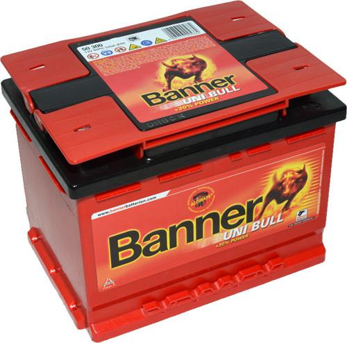 Аккумулятор BANNER