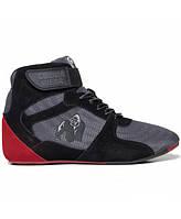 Кросовки Gorilla Wear Perry High Tops Pro 43 Gray/Black/Red (9000780907)