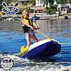 Детский водный аттракцион EZ Ski 1Р одноместный буксируемый 117х86х33 см, США, фото 2