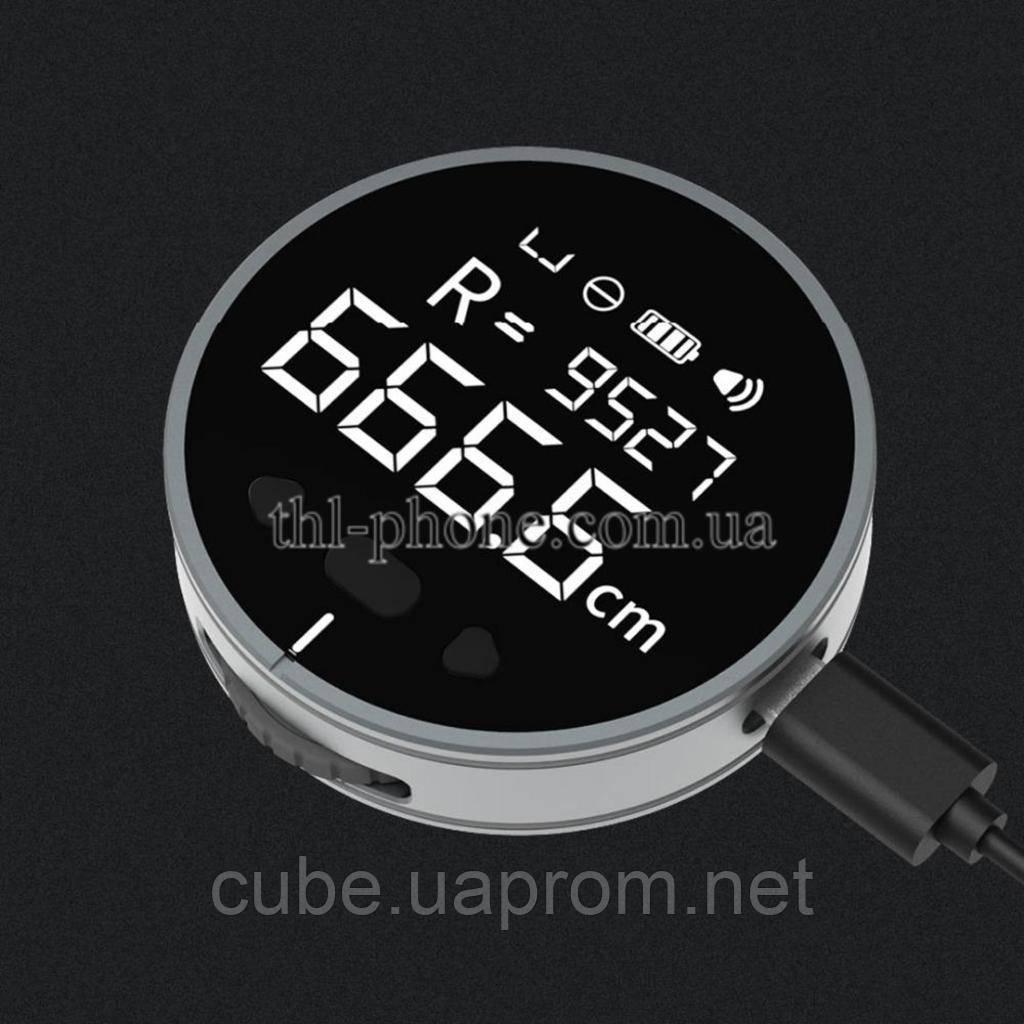 Лазерный дальномер Xiaomi Duka l Electric Ruler 99M Электронная рулетка оригинал Duke Small little Q