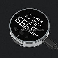 Лазерный дальномер Xiaomi Duka l Electric Ruler 99M Электронная рулетка оригинал Duke Small little Q, фото 1