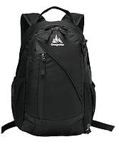 Городской рюкзак Onepolar1391 черный оранжевый 20 литров лучший дизайн