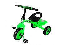 Велосипед трехколесный детский от 2 до 6 лет TILLY TRIKE T-315с EVA колесами и корзиной, Разные Цвета