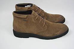 (Уценка) Ботинки мужские Geox цвет коричневый размер 44 арт (УЦ)U44Z8D00023C6627