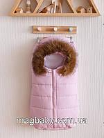 Конверт для новорожденного Дутик Snowman розовый