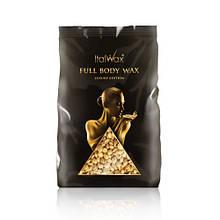 FULL BODY - полімерний віск у гранулах Ital Wax 1 кг, гіпоалергенний , підходить для дуже чутливої шкіри