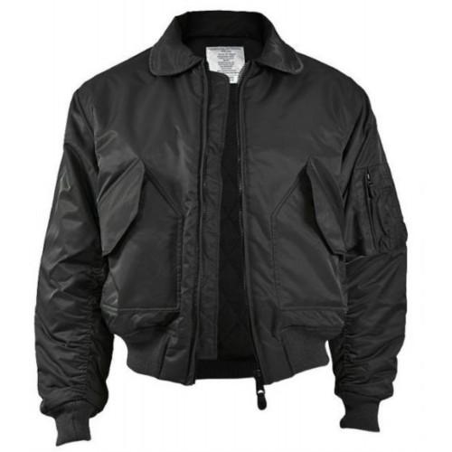 """Куртка лётная """"CWU"""", [019] Black"""