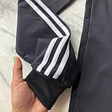 Теплый костюм на мальчика в стиле Adidas 170. Размер 128 см, 140 см, 152 см, 164 см, фото 2