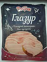 "Глазур ""Блискучий метеорит"" ясно-пурпуровий 75г"