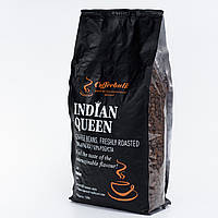 """Зерновой кофе """"Indian Queen"""" Купаж (50% Абарика, 50% Робуста) 1000г. TM """"COFFEEBULK""""  Индия"""