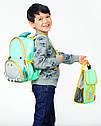 Детский рюкзак для мальчика SkipHop  Акула (Скип Хоп), фото 5
