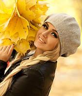Зимний женский берет «Ева» от производителя