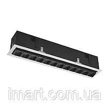 Skarlat  RSL74108 12×2W (WH+BK 4000K 24)