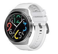 Смарт часы HUAWEI Watch GT 2e . 2 недели автономности! Цвет Icy White