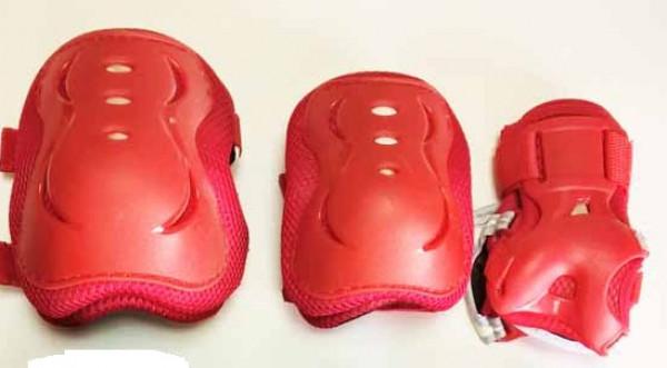 Комплект Защита для детей Sport Series Красный (SD)