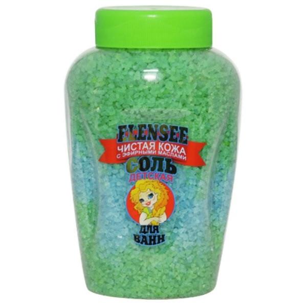 Соль-пена детская для ванны Elensee «Чистая кожа» 700 гр