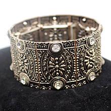 Оригінальний браслет з металу