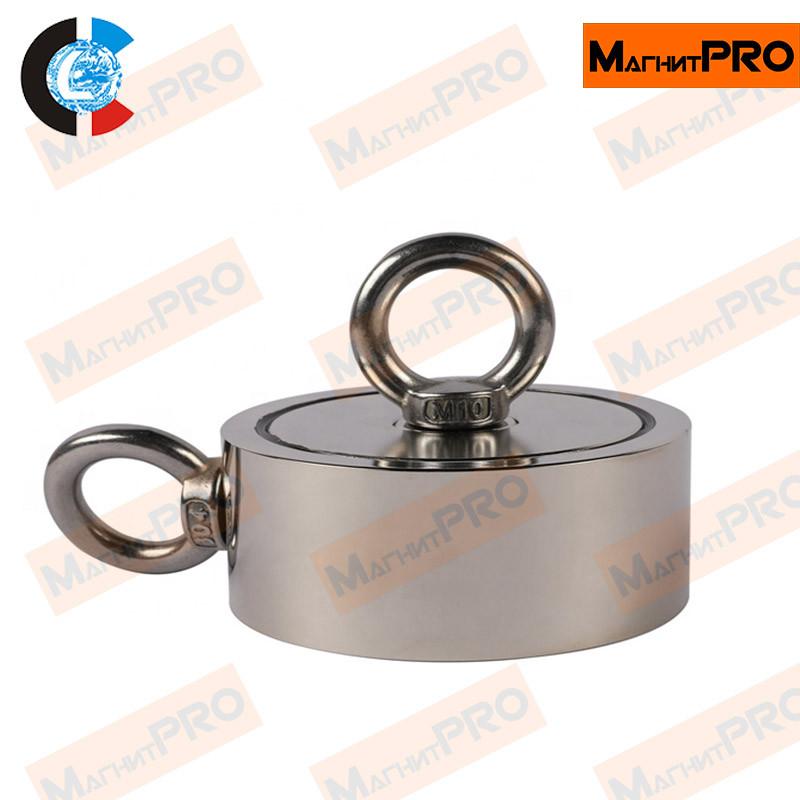 Поисковый неодимовый магнит PMR- D135 (800 кг)