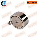 Поисковый неодимовый магнит PMR- D135 (800 кг), фото 3