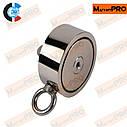 Поисковый неодимовый магнит PMR- D135 (800 кг), фото 4