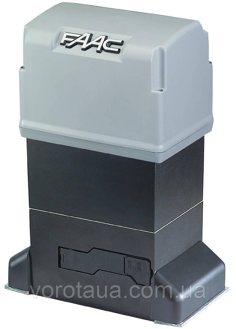 Привод FAAC 844 R 3PH для створки вагою до 2200 кг (Z12)