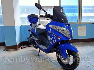 Моторолер Spark SP150S-28 синій