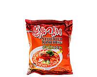 Локшина швидкого приготування c обсмаженими Кімчі Kimchi Paldo 150 г, фото 1