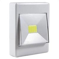 Светодиодный LED светильник ночник выключатель на батарейках 3W