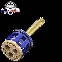 Картридж для смесителя душевой кабины на три ( 3 ) положения 33 мм диаметром и 45 мм длиной штока