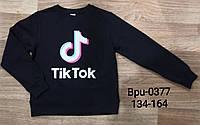Кофта с начесом для мальчиков Tik Tok Glo-Story оптом, 134-164 рр. Артикул: BPU0377