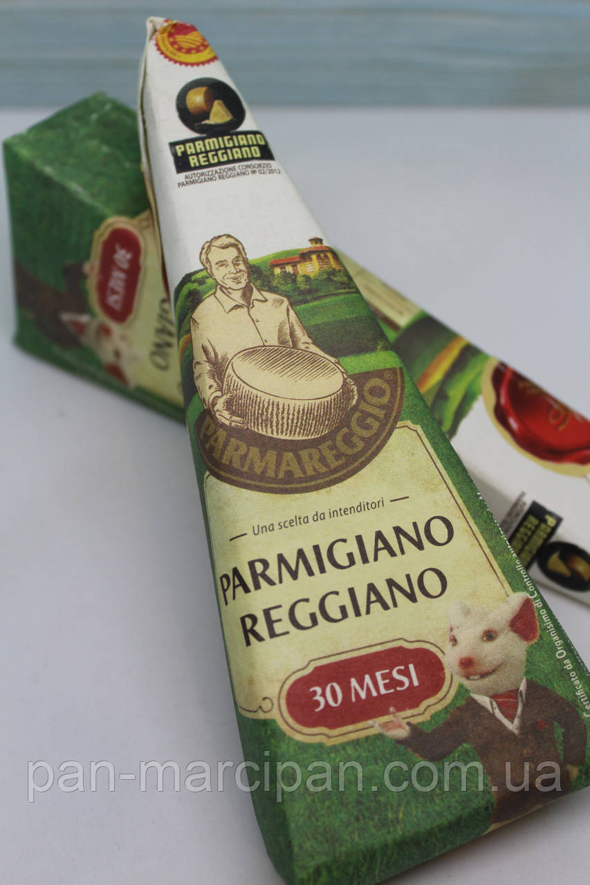 Сир Parmigiano Reggiano DOP 30 messi Parmareggio 250 г