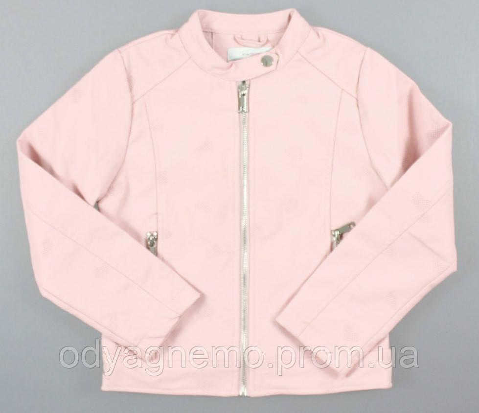 Куртка кожзам для дівчаток Glo-Story, 122/128-158/164 рр. Артикул: GPY1130