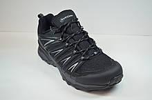 Мужские кроссовки демисезонные черные Restime 20879