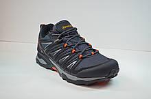 Чоловічі кросівки демісезонні сірі Restime 20879
