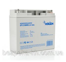 Аккумуляторная батарея  MERLION  AGM  GP1218M5